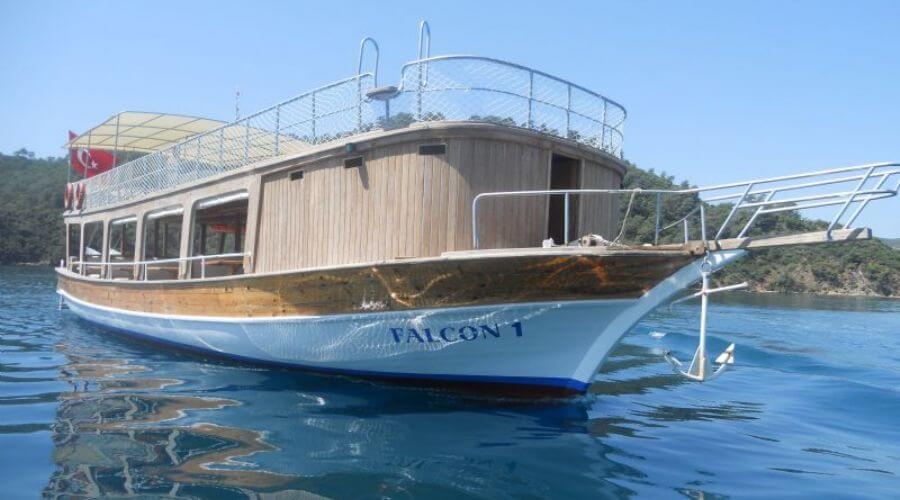Falcon Günlük Gezi Teknesi