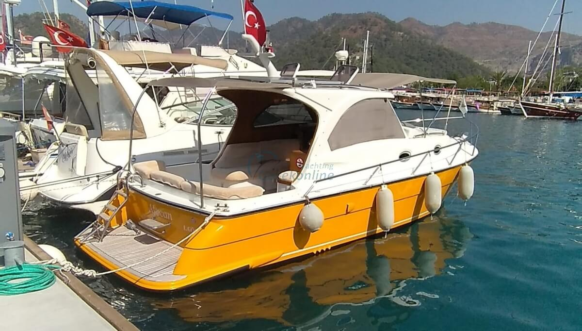 Our boat, which is 29.52 feet feet, offers blue cruise service with its crew including fuel in Göcek region.