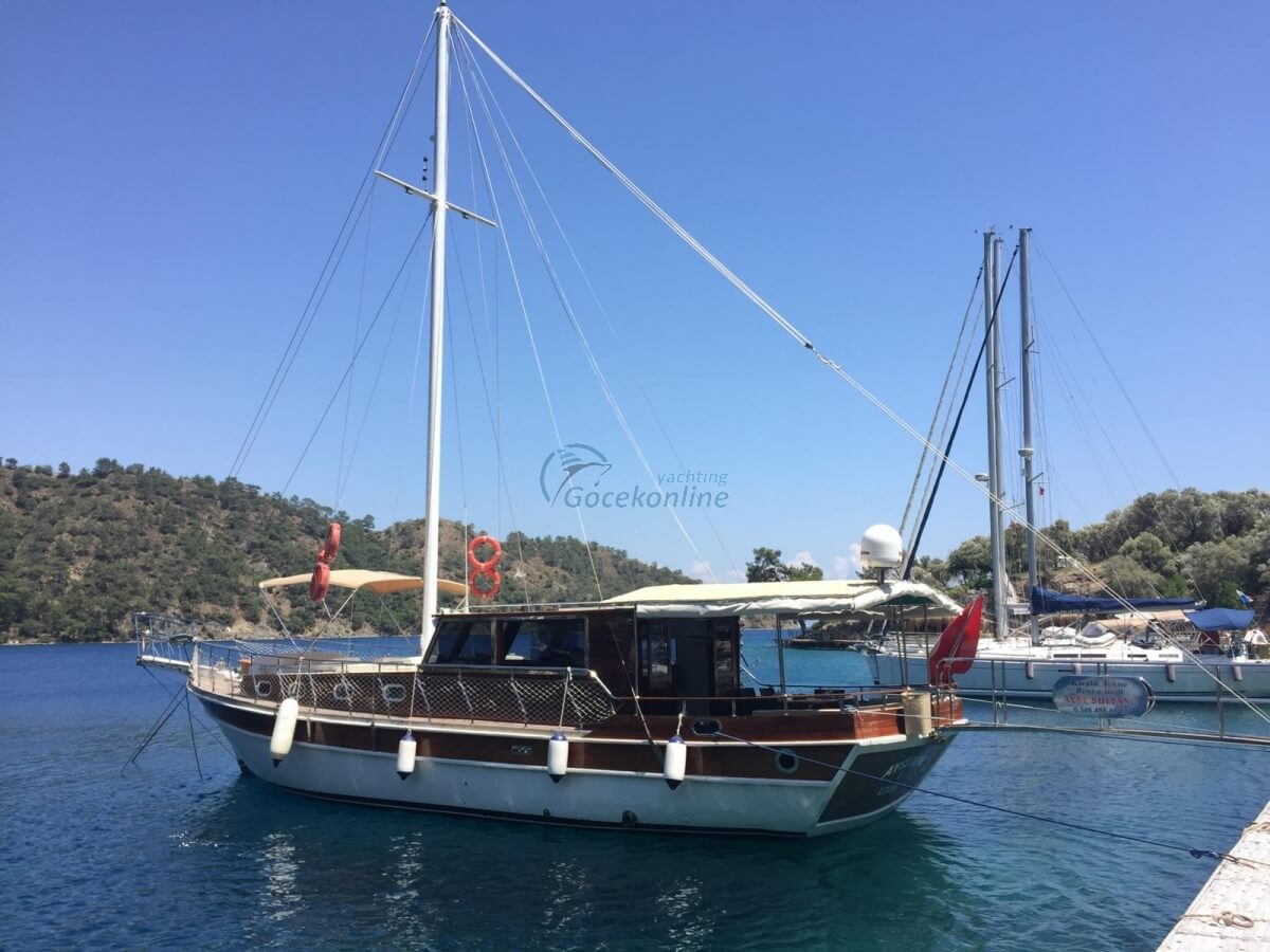 Our boat, which is in the category of Standard, is ready for the groups up to 6 people with advantageous prices.