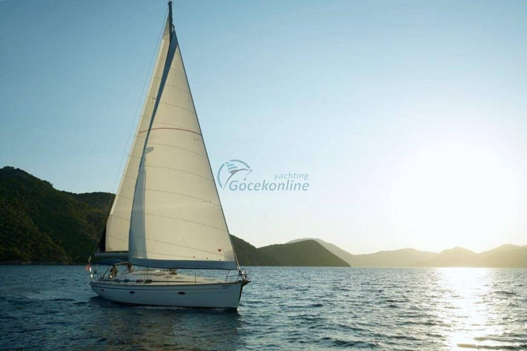 You can enjoy the unique beauty of the bays with Bavaria Cruiser 46, which offers you a Luxurious blue cruise.