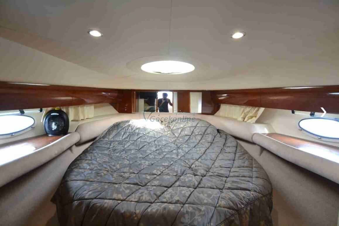 Our boat, which is in the category of Luxury, is ready for the groups up to 4 people with advantageous prices.