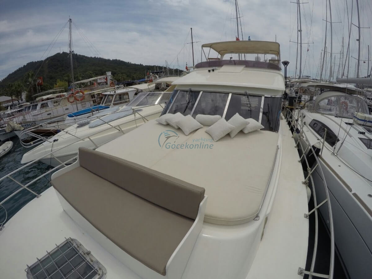 Our boat, which is in the category of Standard, is ready for the groups up to 4 people with advantageous prices.