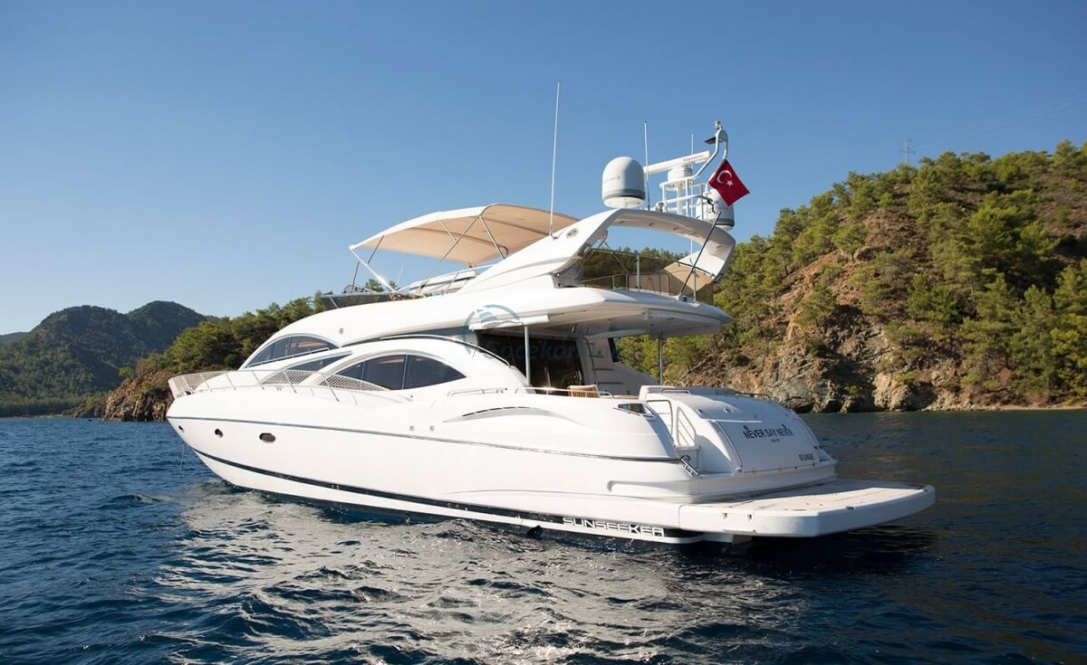 Sunseeker Manhattan 74 teknesi